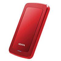 Жесткий диск External 2.5'' ADATA USB 3.1 DashDrive Durable HV300 4TB Red
