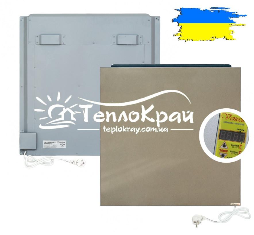 Венеция ПКИТ 350E до 10 м² Энергосберегающий обогреватель с электронным програматором (60х60 см)