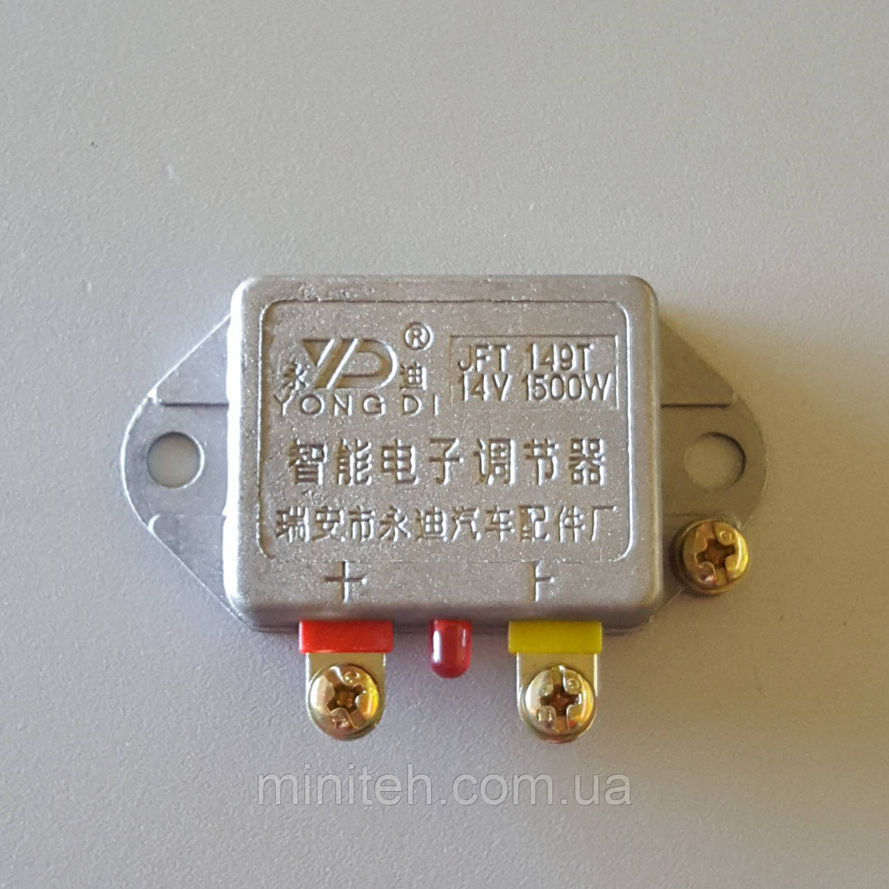 Реле зарядки JFT149 ХТ/DF (14V 1500W)