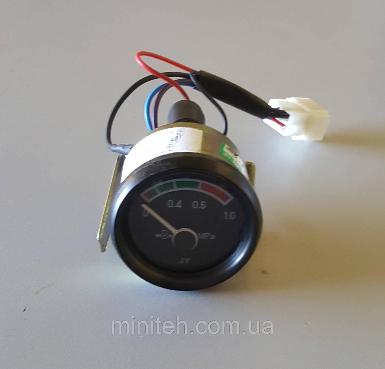 Покажчик тиску мастила JM250/254