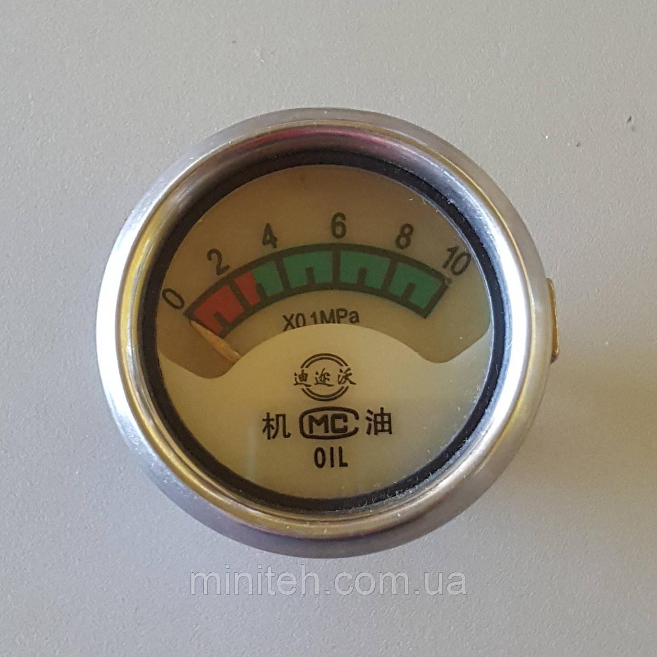 Покажчик тиску мастила механічний (ф - 60 мм)