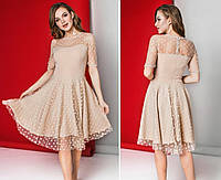 Платье женское нарядное GSH-00710-P