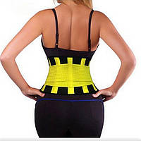 Утягивающий пояс-корсет для похудения As seen on TV Hot Shapers Hot Belt Power Yellow M (2_004344)