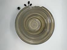 Керамічна Тарілка ручної роботи