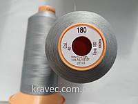 Нитка Gutermann Tera 180 /col 40/ 10000м / колір світло сірий