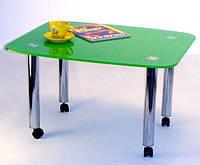 Журнальный стол Maxi Lt dx 800/680 (1) зеленый