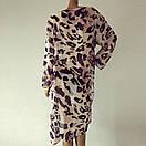 Легкая леопардовая пляжная туника Leo, фото 7