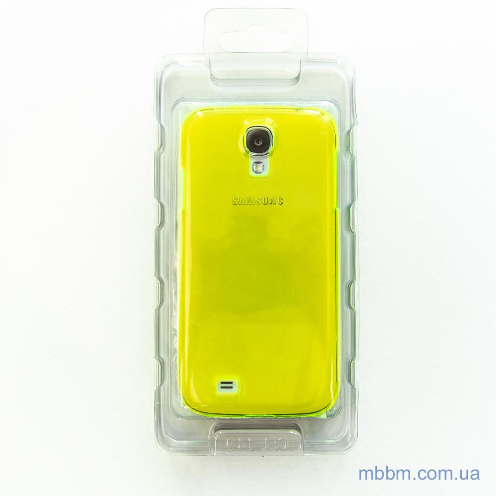 Чехлы для Galaxy S Series (остальные модели) Cellular Line Cool Fluo Samsung s4 i9500 Lime S4