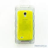 Чехол Cellular Line Cool Fluo Samsung Galaxy s4 i9500 Lime [COOLGALAXYS4L] EAN/UPC: 8018080185212, фото 3