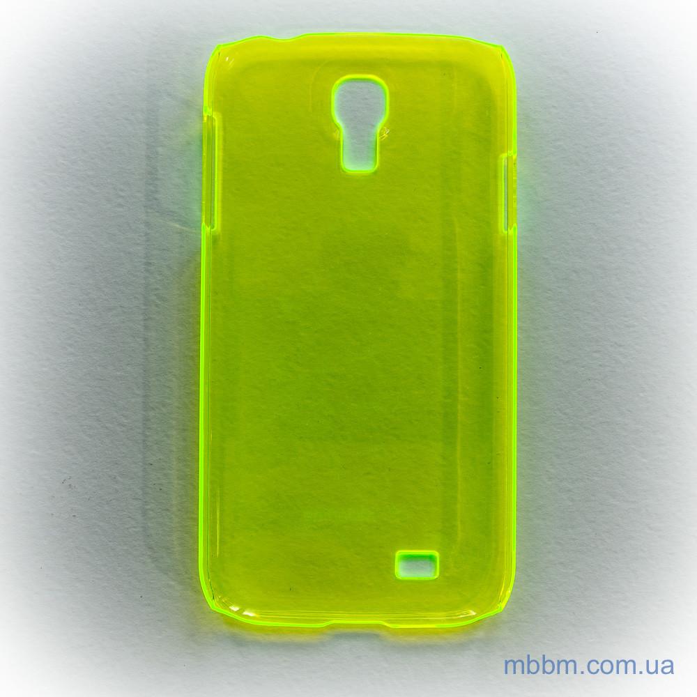 Чехол Cellular Line Cool Fluo Samsung Galaxy s4 i9500 Lime [COOLGALAXYS4L] EAN/UPC: 8018080185212