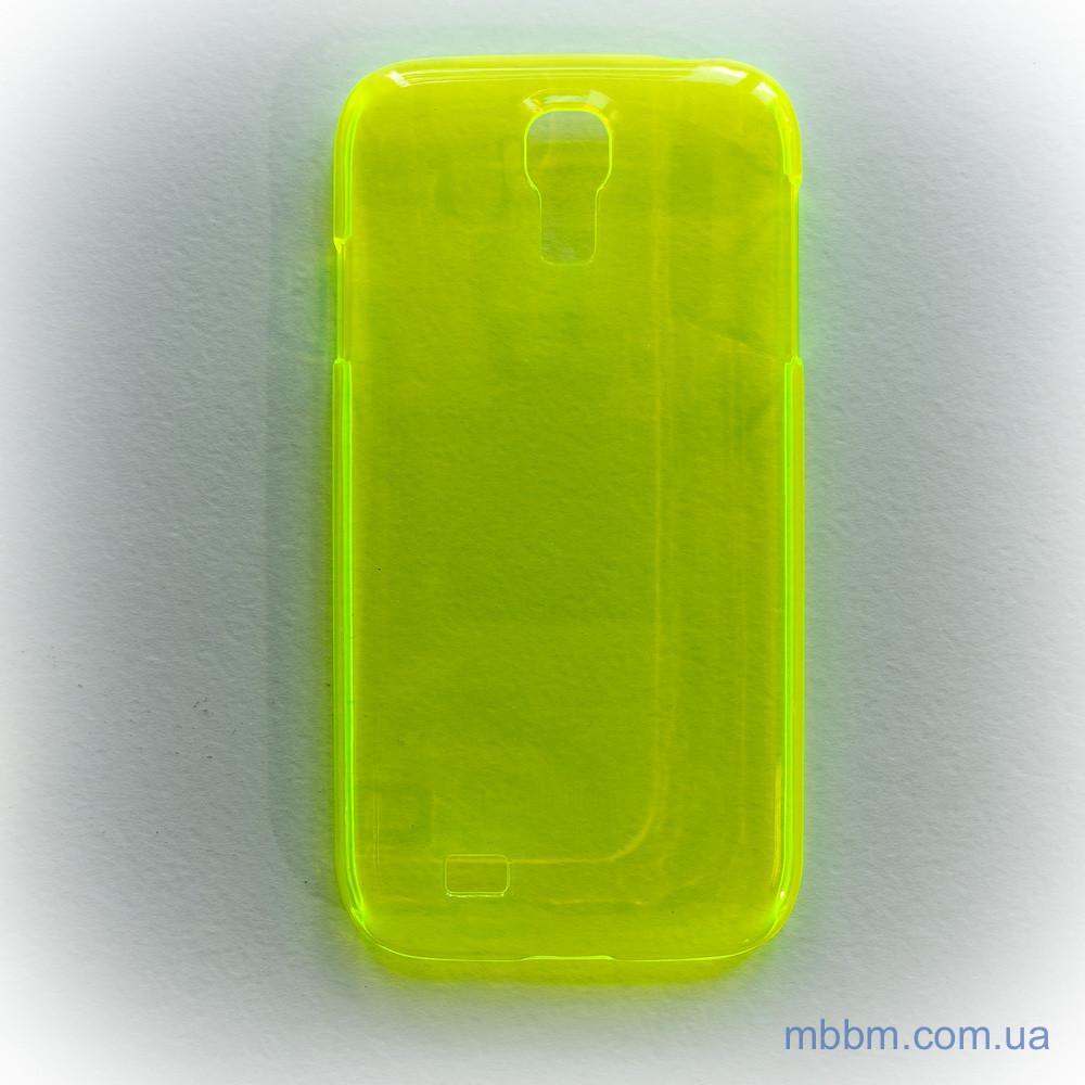 Cellular Line Cool Fluo Samsung Galaxy s4 i9500 Lime S4 Для телефона