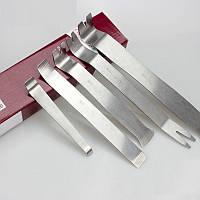 Набор инструментов съемников для снятия обшивки салона автомобиля HameiHM-598A  (5шт)