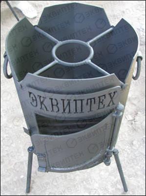 """Печь """"Казанница"""" 22 литров., фото 2"""