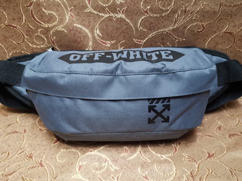 Сумка на пояс off-white спортивні барсетки сумка жіночий і чоловічий поясні сумки тільки оптом