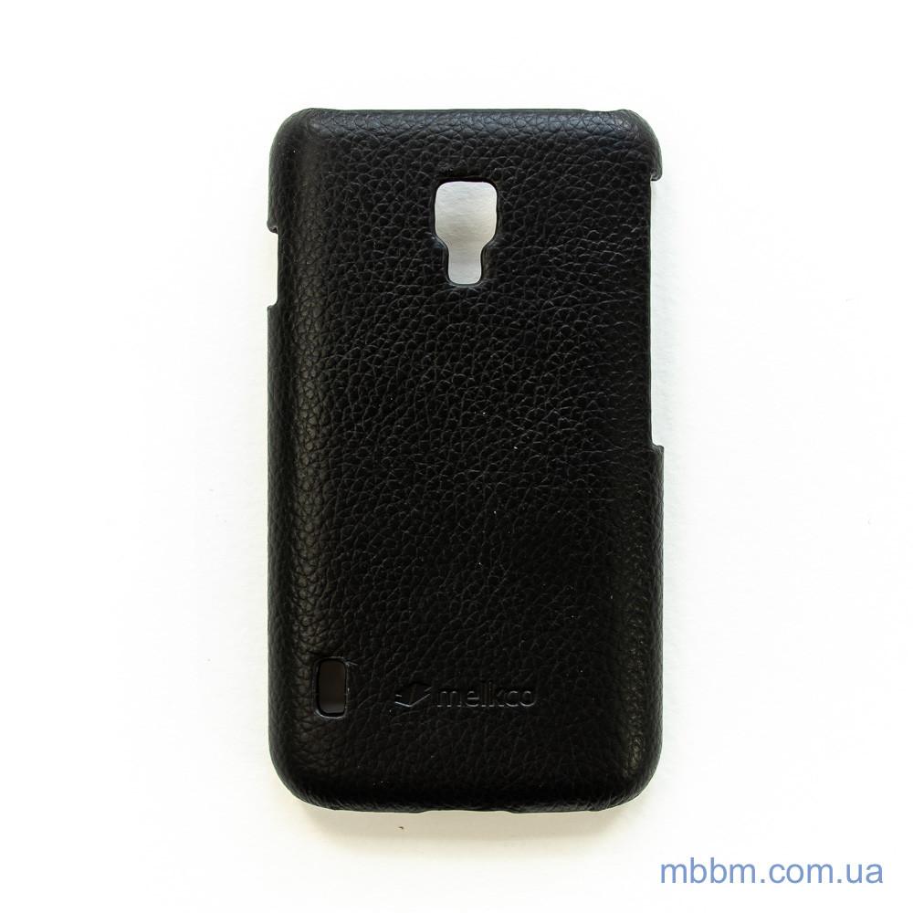Чехол Melkco Snap Cover LG L7 2 Dual P715 black (LGP715LOLT1BKLC) EAN/UPC: 4895158632656