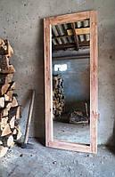 """Зеркало напольное  """"Порто"""" 170х70х4см,(любой размер),  дерево., фото 1"""