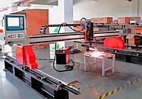 Плазменный станок с ЧПУ SteelTailor G3-A 3000x7000, фото 1