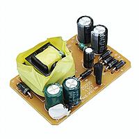 Блок питания 220 - 9 вольт 0.8А (без корпуса) источник питания БП 9V 0.8A (роутер)