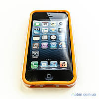 Накладка Cellular Line Bumper iPhone 5s/SE orange (BUMPERIPHONE5O) EAN/UPC: 8018080172441