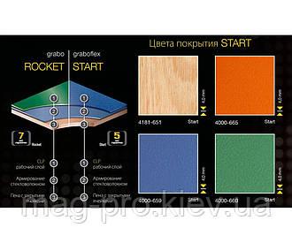 Спортивный линолеум GRABOFLEX START 4mm