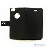 Чехол Cellular Line Book Slim iPhone 5s/SE black (BOOKSLIMIPHONE5BK) EAN/UPC: 8018080176548, фото 3