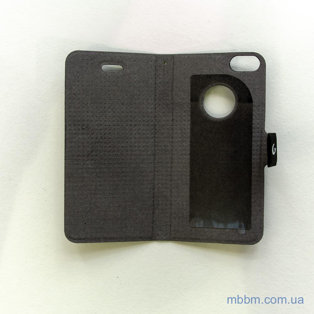 Чехол Cellular Line Book Slim iPhone 5s SE black Apple