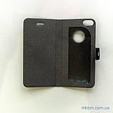 Чехол Cellular Line Book Slim iPhone 5s/SE black (BOOKSLIMIPHONE5BK) EAN/UPC: 8018080176548, фото 4