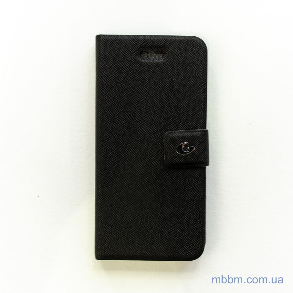 Чехол Cellular Line Book Slim iPhone 5s/SE black (BOOKSLIMIPHONE5BK) EAN/UPC: 8018080176548
