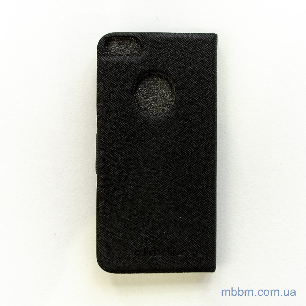Чехол Cellular Line Book Slim iPhone 5s Apple SE Для телефона