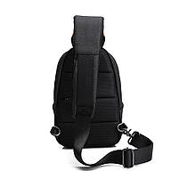 Крутой однолямочный рюкзак через плечо Tangcool TC905, влагозащищённый, 3л, фото 9