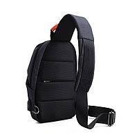 Крутой однолямочный рюкзак через плечо Tangcool TC905, влагозащищённый, 3л, фото 5