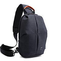 Крутой однолямочный рюкзак через плечо Tangcool TC905, влагозащищённый, 3л, фото 8