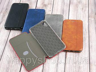 Чехол-книжка Gelius Leather для Apple iPhone X (Коричневый), фото 2