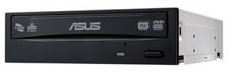 Оптический привод DVD-RW Asus  DRW-24D5MT/BLK/B/AS SATA Black Bulk