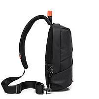 """Рюкзак однолямочный TANGCOOL TC907, черный, для ноутбуков/планшетов до 10"""", фото 10"""