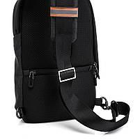 """Рюкзак однолямочный TANGCOOL TC907, черный, для ноутбуков/планшетов до 10"""", фото 7"""