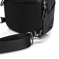 """Рюкзак однолямочный TANGCOOL TC907, черный, для ноутбуков/планшетов до 10"""", фото 8"""