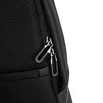 """Рюкзак однолямочный TANGCOOL TC907, черный, для ноутбуков/планшетов до 10"""", фото 9"""