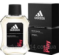 Чоловіча туалетна вода Adidas Fair Play (репліка)
