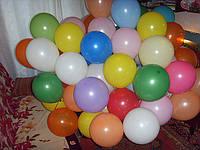 Облако из 50 шаров (до 2 дней полета) 26см
