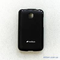 Чехол Melkco Poly Jacket TPU LG E435 Optimus L3 2 Dual (LGE435TULT2BKMT) EAN/UPC: 4895158631215