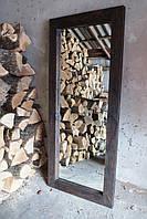 """Зеркало напольное """"Порто"""" 160х70х4см, состаренное  (любой размер), дерево., фото 1"""