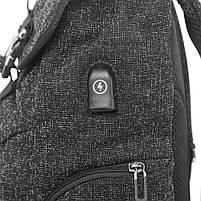 Юкзак Tangcool TC718 темно-серый, фото 8