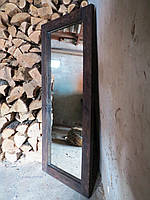 """Зеркало напольное """"Порто""""  180х75х4см,  состаренное, брошированное,(любой размер), дерево"""