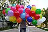 Гелиевые шары на праздник 30 см Италия
