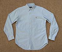 RALPH LAUREN Classic Fit Oxford Shirt рубашка ОРИГИНАЛ (M) СОСТ.ИДЕАЛ