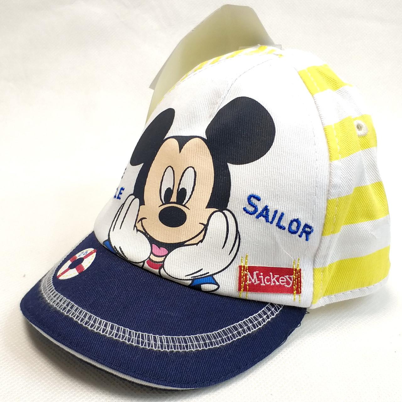 Детская летняя кепка бейсболка для мальчика бренд c&a 6-24 месяцев