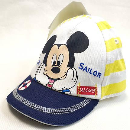 Детская летняя кепка бейсболка для мальчика бренд c&a 6-24 месяцев, фото 2