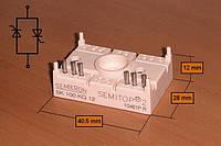 SK100KQ12 Модуль SEMITOP2 (однофазный AC-ключ)