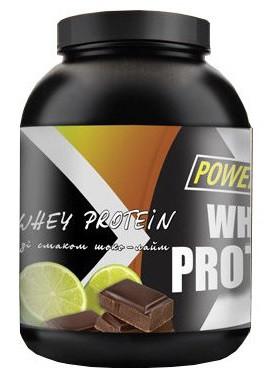 Комплексный протеин Power Pro - Whey Protein (2000 грамм) chocolate-lime/шоколад-лайм